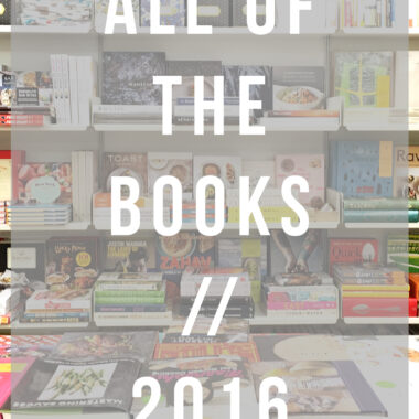 A list of all the 28 books I read in 2016 | The Good Living Blog #bookrecommendations #booksread #fortheloveofbooks #ilovereading